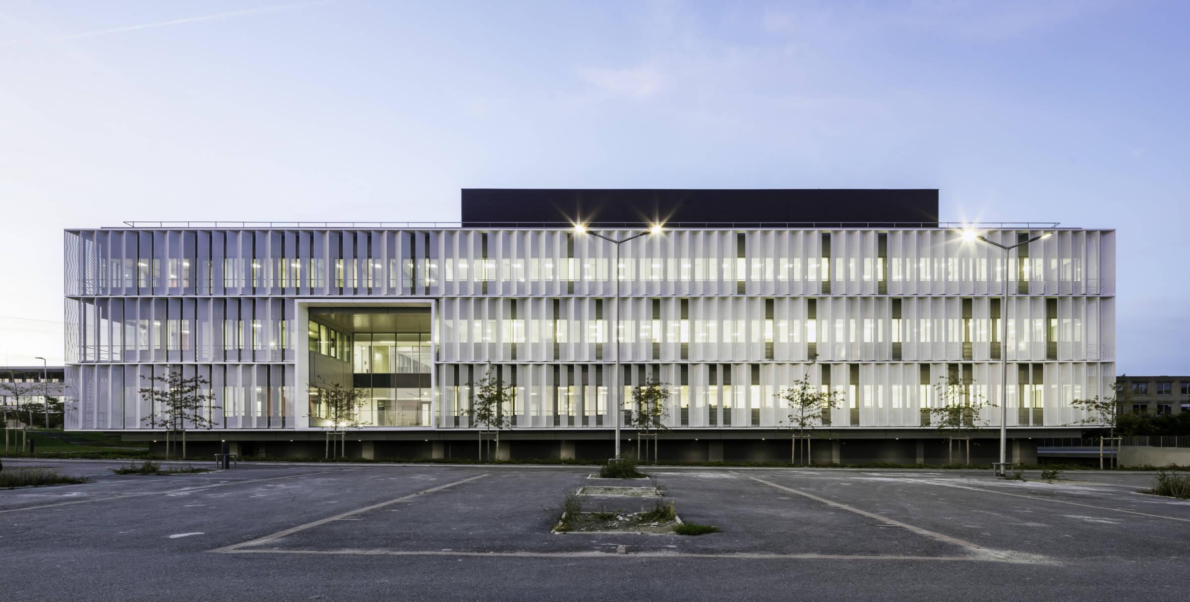 Architecture laboratoire