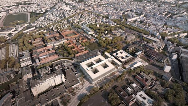 Nouvel Hôpital, Reims_Architecture hospitalière_Groupe-6