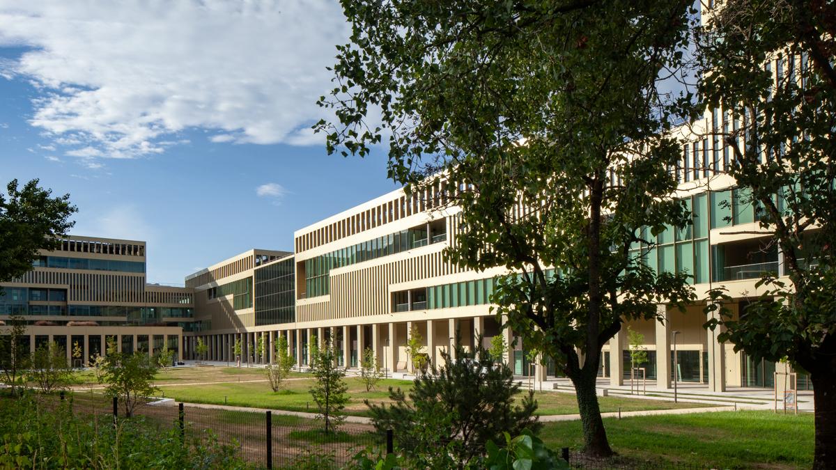 Architecture siège social - Coté Nature, le parc_Groupe-6