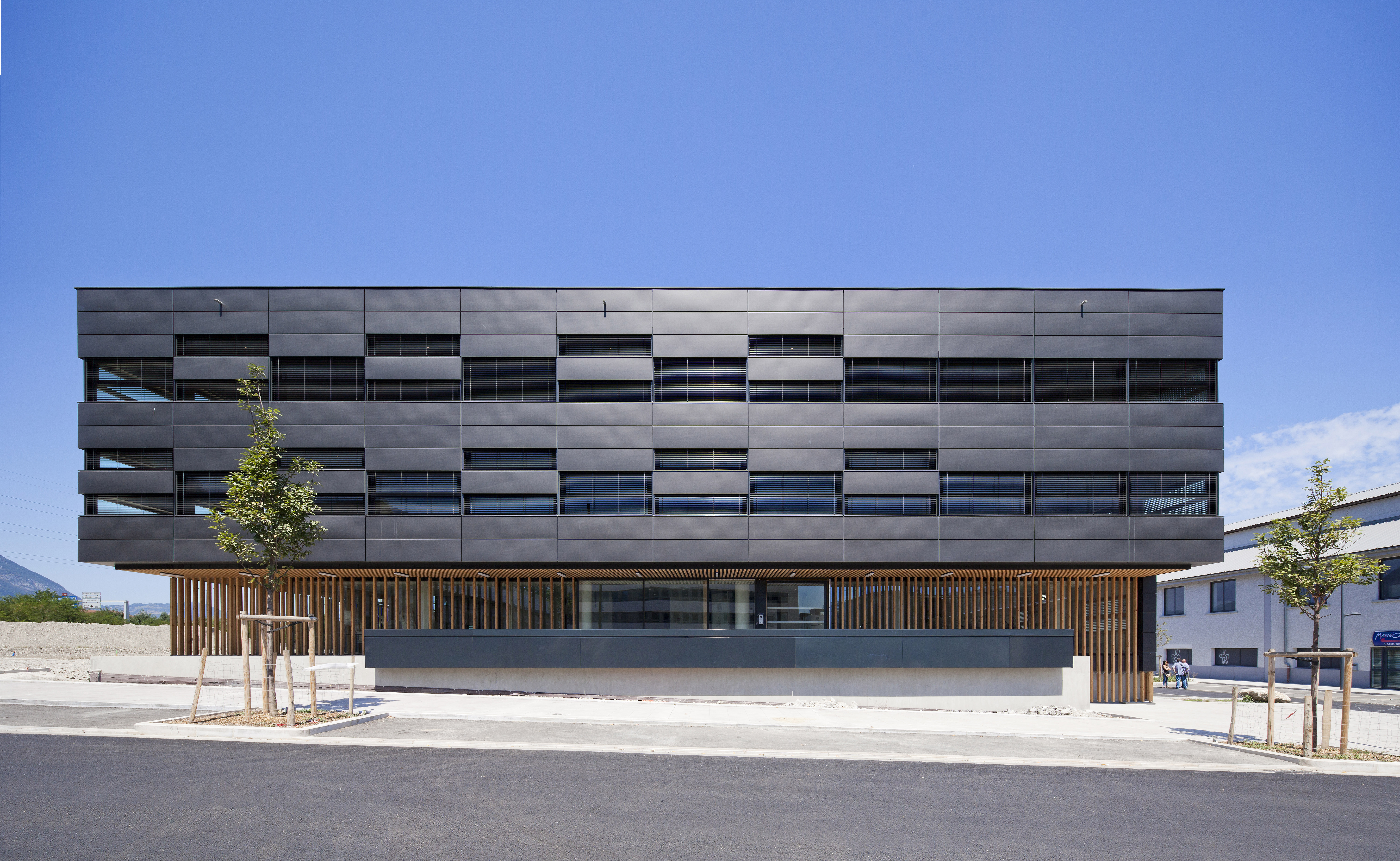 Agence d'architecture Grenoble